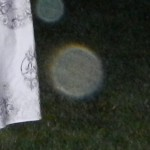 10b) Close up of the large orb.