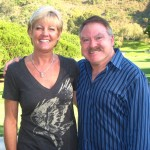 3)  James Van Praagh      posing with me after the workshop and my reading.